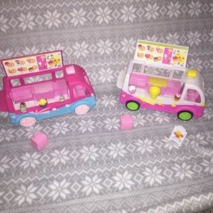 Shopkins food truck
